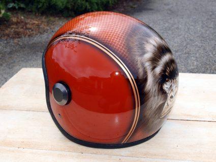 casque-gorille-gorille-orange-paillette-custom-aerographie (4)