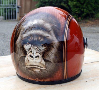 casque-gorille-gorille-orange-paillette-custom-aerographie (7)