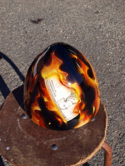 phare-flamming-flammes-dollars-harkey-davidson-custom-aerographie (13)