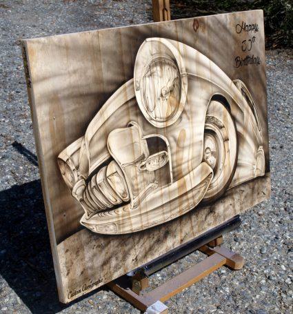 tableau-bois-peinture-noir-vehicule-ancien-vintage-custom-aerographie (1)